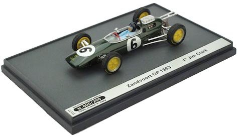Planex Lotus 25 Zandvoort GP 1963 Jim Clark # 6 (Jim Clark) LOT-SM-25H (Japanse import)