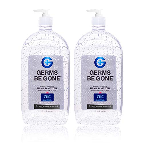Hand Sanitizer Gel With Hand Pump, Or Refills For Hand...
