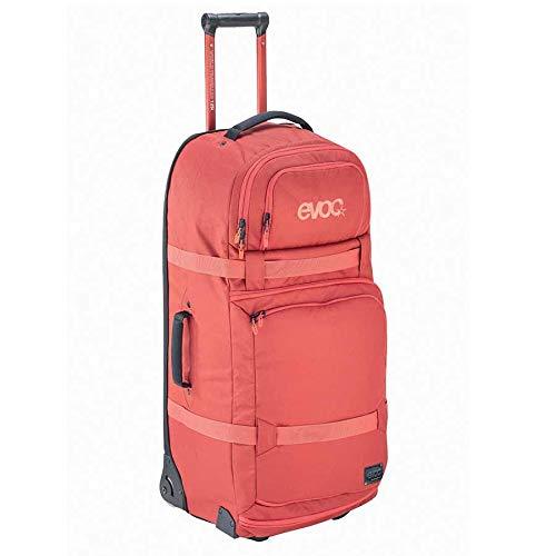 EVOC Sports Dauerzustand Equipaje de Mano, 85 cm, 125 Liters, Rojo (Chili Red)