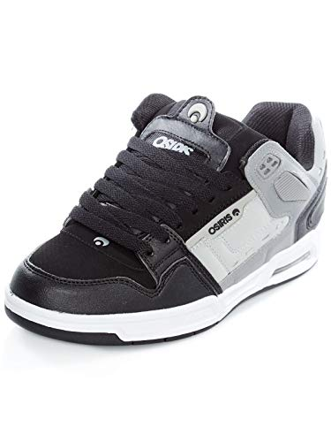 Zapatos Osiris Peril Gris - Gris (EU 40.5 / US 8, Gris)