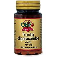 Fructooligosacáridos 450 mg. 100 comprimidos