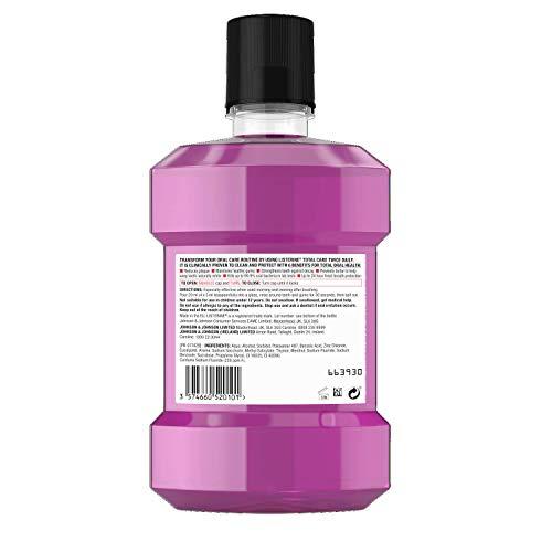 Listerine TOTAL CARE Clean Mint 1 Litre