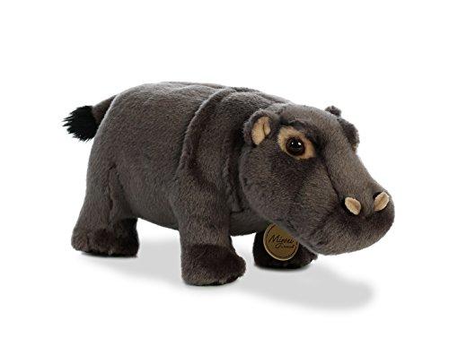 Aurora World Miyoni Toy Hippopotamus Plush