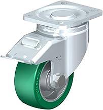 "Blickle LH-ALST 100K-1-FI Swivel Caster, 3.94"" Wiel diameter, 660 lb. laadcapaciteit"