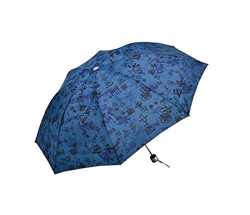 East Majik Femmes durables/Hommes Parapluie Outdoor Vent/Protection