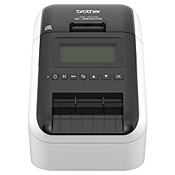 in budget affordable Brother QL-820NWB Professional, ultra-flexible label printer with multiple ports