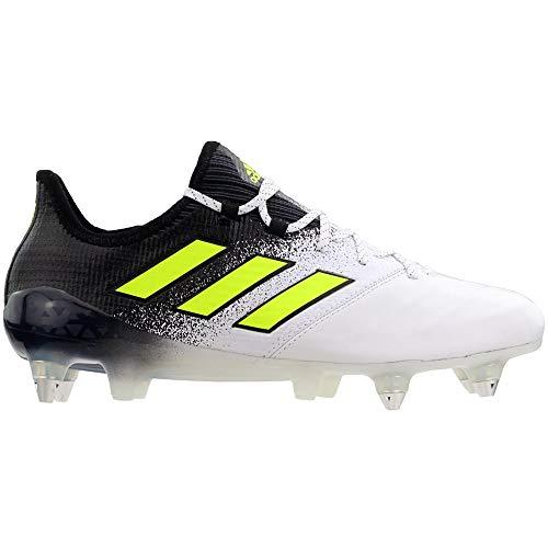 adidas Zapatos informales de fútbol Ace 17.1 para hombre, blanco (Blanco), 39.5 EU