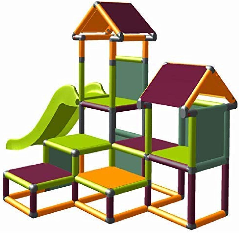 tienda en linea Move and and and stic Gesa - Torre de Escalada con tobogán para Niños pequeños con túnel de crímenes  100% autentico