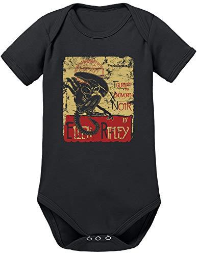 TShirt-People Ellen Ripley - Body para bebé Negro 80