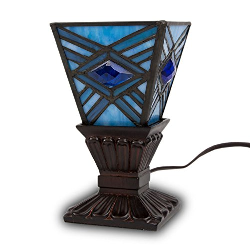 Stained Glass Tiffany Stained Glass Memory Lamp