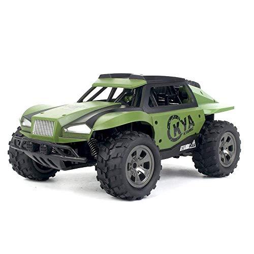 La escalada Nueva Desierto Bigfoot rc camiones, todo terreno 2.4G de carreras de coches, 2WD 260 USB de carga del motor del coche de RC, anticolisión RC Buggy, Navidad Niños control remoto de coches d