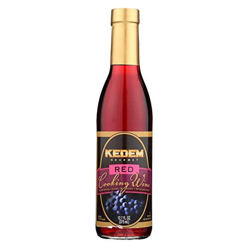 Kedem Cooking Wine Red, 12.7 oz