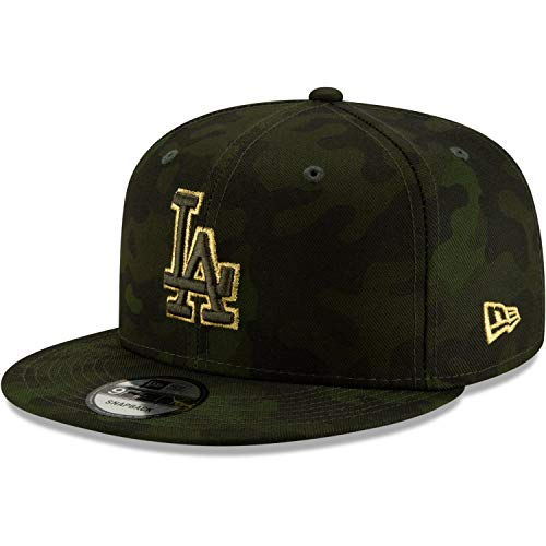 New Era Snapback Cap - Armed Forces Day Los Angeles Dodgers