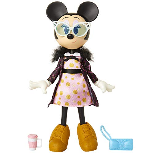 Oh So Chic Sweet Latte Minnie Premium Fashion Doll Now $11.11 (Was $14.99)