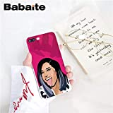 Inspired by Cardi B Phone Case Compatible With Iphone 7 XR 6s Plus 6 X 8 9 Cases XS Max Clear Iphones Cases TPU- Tee- Doll- Mousepad- Sunglasses- Sunglasses- 32960826411