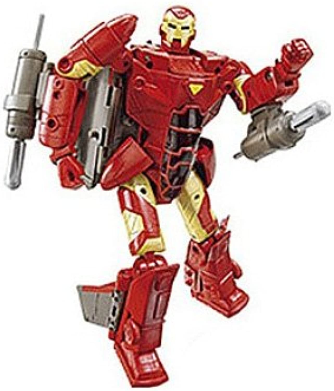 Iron Man Transformers Crotvers