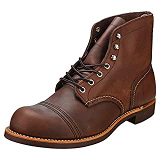 Red Wing Heritage Iron Ranger 6-Inch Boot, Amber Harness, 10.5 W (EE) US (B001IOGMWM) | Amazon price tracker / tracking, Amazon price history charts, Amazon price watches, Amazon price drop alerts