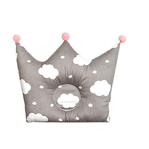 lizeyu Bebé niña almohada bebé almohada recién nacido ropa de cama almohada prevenir cabeza plana niño almohadilla de dormir niño niño 03