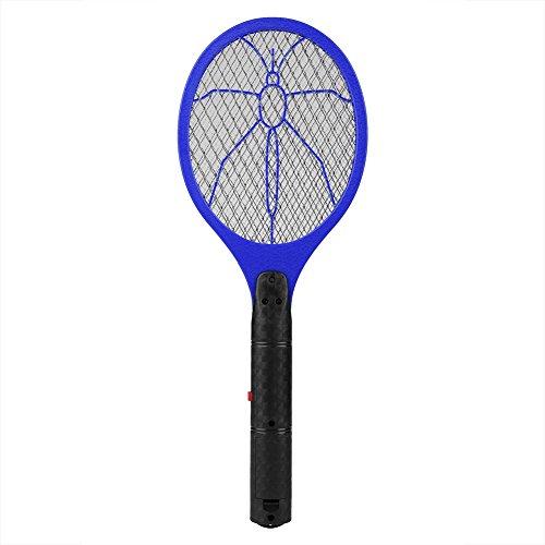 Schnurlose Fliegenmückenklatsche Bug Zapper Schläger Batteriestrom Mückeninsekten Killer für Heimreisen Camping