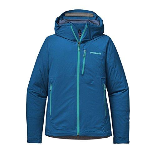 Patagonia Regenjacke W's Stretch Rainshadow Jkt Bandana Blue Large