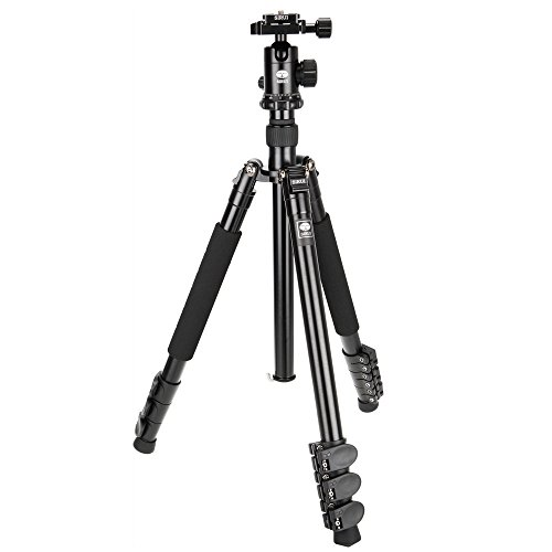 Sirui ET Series Tripod Kit w/E-Series Ball Head-AL