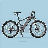 Leifeng Tower Bicicletas eléctricas de alta velocidad de la aleación de aluminio, 48V 10A batería de litio bici el ciclo al aire libre adulto 250W