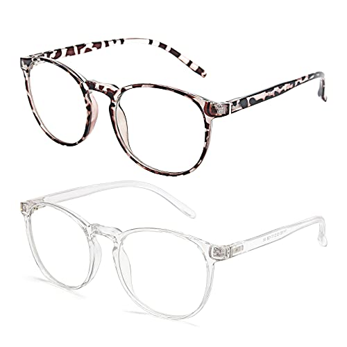 Amazon Brand –Eono Blue Light Blocking Glasses Women Men- Anti Glare...