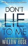 DON'T LIE TO ME (Eva Rae Thomas Mystery)