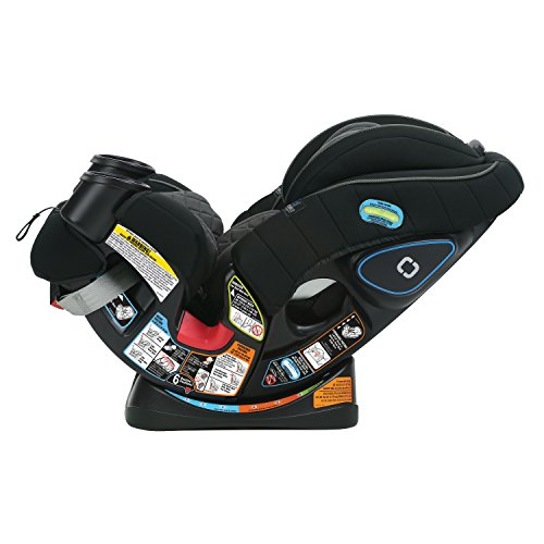 Image of Graco 4Ever 4 in 1 Car Seat featuring TrueShield Side Impact Technology