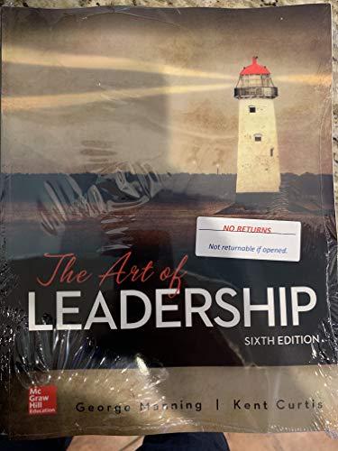 Download The Art of Leadership 1259847985