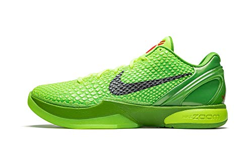 Nike Mens Kobe 6 Protro CW2190 300 Grinch - Size 12