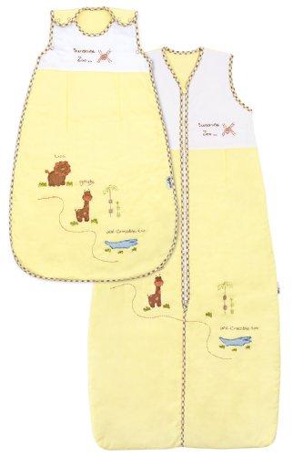 Slumbersac–Saco de dormir para bebé para todo el año–2,5Tog–Zoo–Talla 12–36meses/104cm