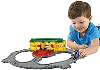 Fisher-Price Thomas & Friends Take-n-Play, Tidmouth Sheds Adventure Hub