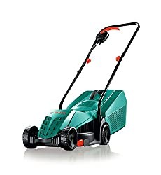 1200 W Power drive motor - exceptional cutting in all conditions on lawns up to 150 sq m Grass combs - for optimised cutting right up to the edge of your lawn and pathways for complete coverage Lightweight - only 6.8 kg for easy manoeuvrability and c...