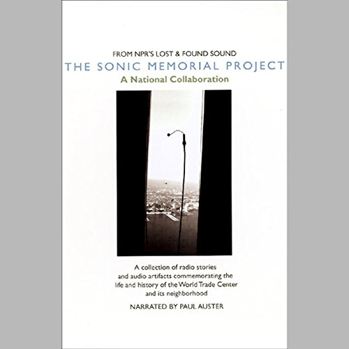 The Sonic Memorial Project  By  cover art