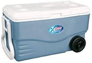 Nevera con Ruedas Porta Alimentos Coleman 40 QT Performance Wheeled Cooler Capacidad de 37.5 Litros Nevera Portatil y Rigida