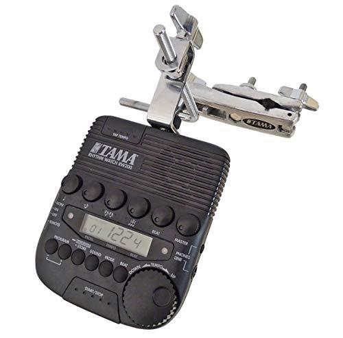 Tama rw200Rhythm Watch + CBA56Percussion de soporte + rwh10Soporte