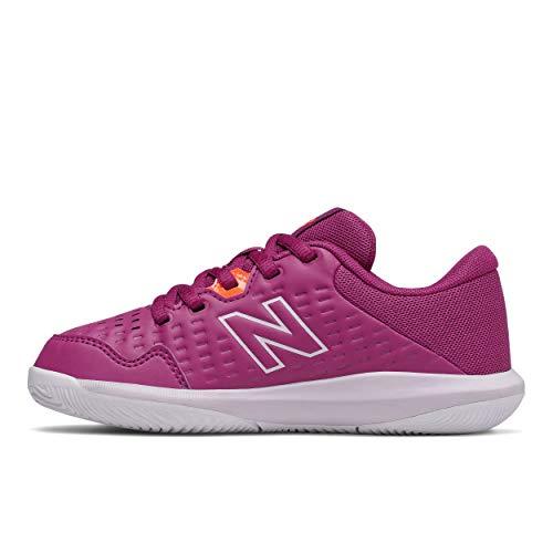 New Balance Kid's 696 V4 Tennis Shoe
