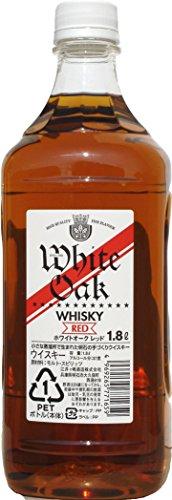 Eigashima White Oak Red 1800ml PET Bottle