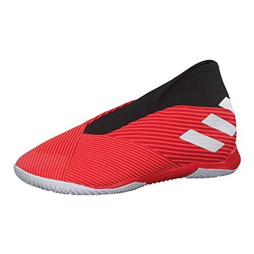 Adidas Nemeziz 19.3 LL IN, Botas de fútbol Hombre, Multicolor (Active Red/FTWR White/Solar Red 000), 42 EU
