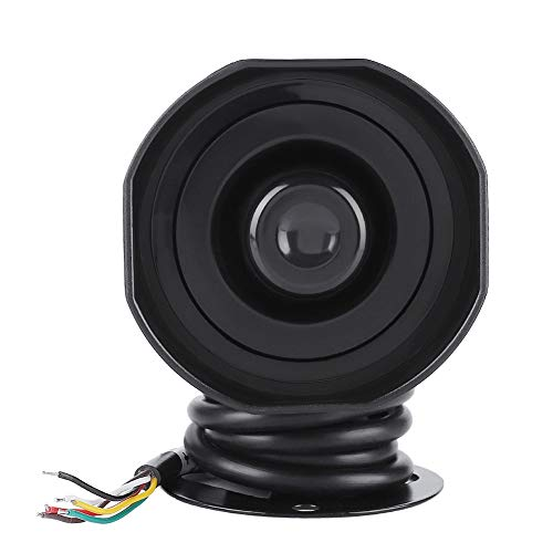 Buy Jacksking Electronic Sound Speaker, Electric Sound Horn Loud Speaker Truck Warehouse Alarm Siren...