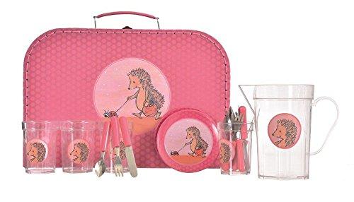 Egmont Toys- Útiles Cocina de Juguete, Color Rosa...