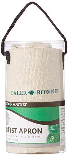 Daler Rowney - 806944067 - Kit De Loisirs Créatifs - Tablier Pour Artistes Simply