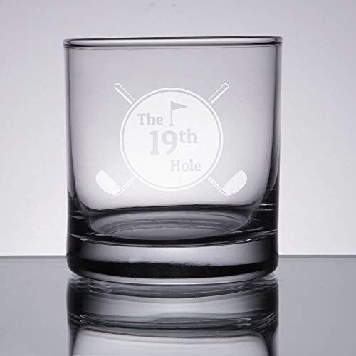 DKISEE Lake Texoma Whiskey Glas, Lake Texoma Gift, Dallas Texas Gift, Lake Map Glas, 11 Ounce dikke gewogen bodem duidelijk wijnglas 11 oz G007