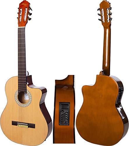 Guitarra eléctrica clásica 4/4 tamaño 39
