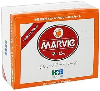H+Bライフサイエンス マービーオレンジマーマレ 13gX35包