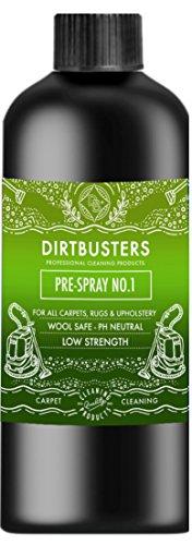 Dirtbusters Carpet pre Treatment pre Spray to Remove Stains...