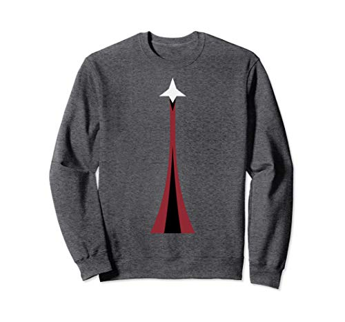 Netflix Space Force Rocket Launch Sweatshirt