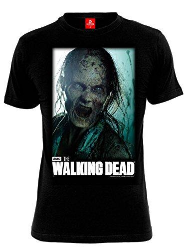 The Walking Dead Silent Cry T-shirt noir M