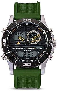 Fastrack Analog Black Dial Men's Watch-38049SL01